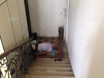 Смерть в бакинской прокуратуре