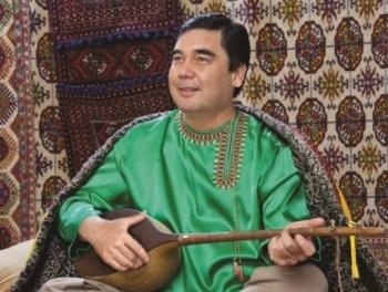 Азербайджанский композитор за деньги полюбил Туркменбаши