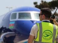 В Баку приземлились десятки частных самолетов
