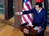 Команда Саакашвили будет получать зарплату из США