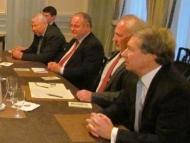 Сопредседатели МГ ОБСЕ в Вашингтоне