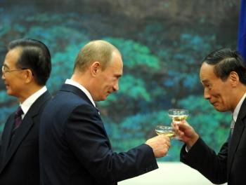 Опрокинуть Россию до возрождения Китая