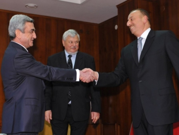 Как американцы хотят свергнуть Саргсяна и Алиева
