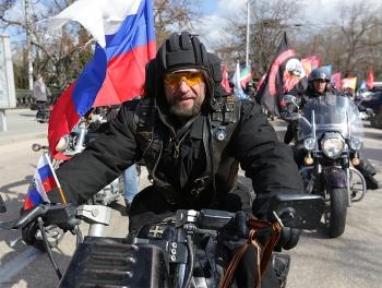 «Путинские волки» едут в Карабах