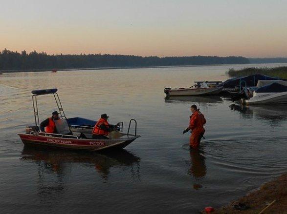 Над Истринским водохранилищем столкнулись гидроплан и вертолет, есть жертвы