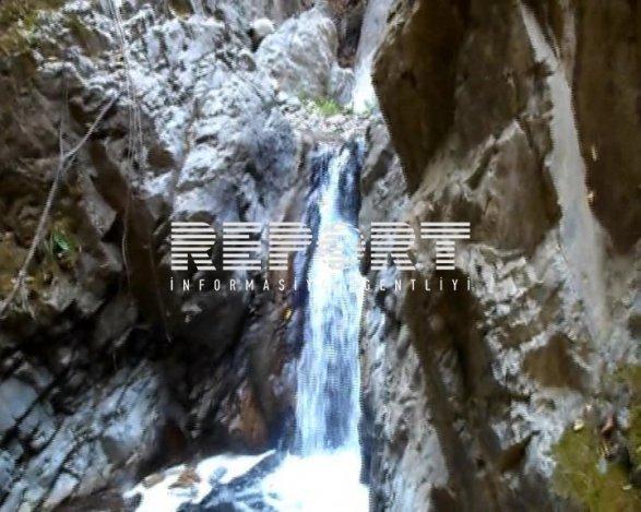В Азербайджане нашли семь новых водопадов
