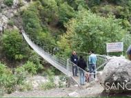 Председатель муниципалитета захватил мост в Исмаиллы