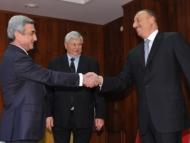 Сорвалась встреча Алиева и Саргсяна