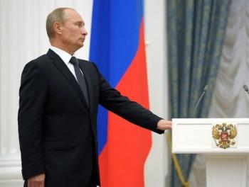 Путин в Сирии – бой с тенью