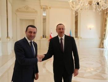 Почему грузинский премьер неожиданно появился в Баку
