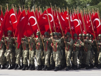 Приказом Эрдогана: турецкие войска приведены в полную боевую готовность