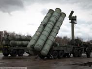 Россия развернула в Сирии С-400