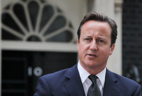 В национальных интересах Великобритании начать военную операцию в Сирии - Кэмерон