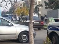 У Сабунчинской полиции противостояние между спецназом и исламистами