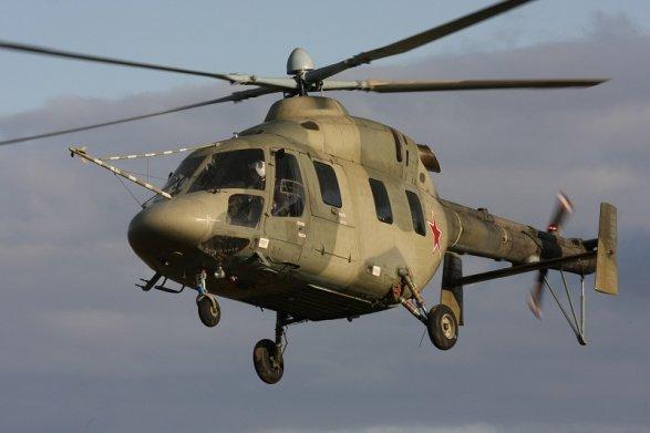 Русский вертолет напугал таможенников вФинляндии