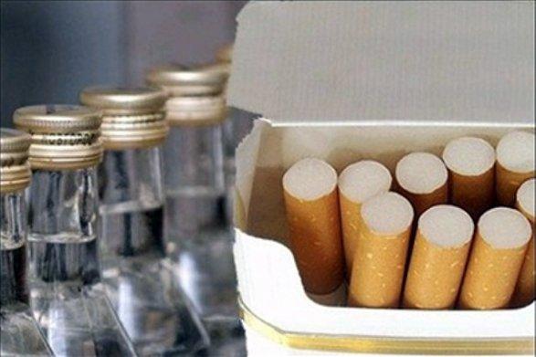 конфискация табачных изделий