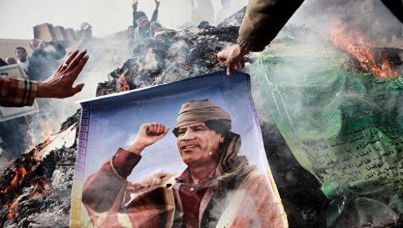 Каддафи предрекал нападение ИГИЛ наЕвропу