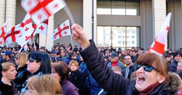 В Грузии не утихает антигазпромовская истерия