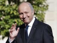 Лоран Фабиус покидает пост главы МИД Франции
