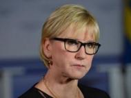 Швеция приветствует освобождение Арифа и Лейлы Юнус