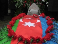 На фронте погиб азербайджанский военнослужащий