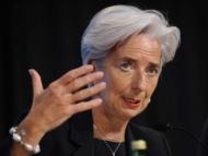 Глава МВФ: Азербайджан предпринимает правильные шаги для борьбы с кризисом