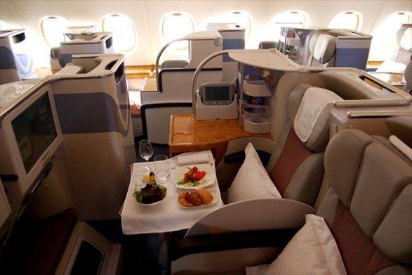 В Российской Федерации хотят ограничить полеты чиновников бизнес-классом