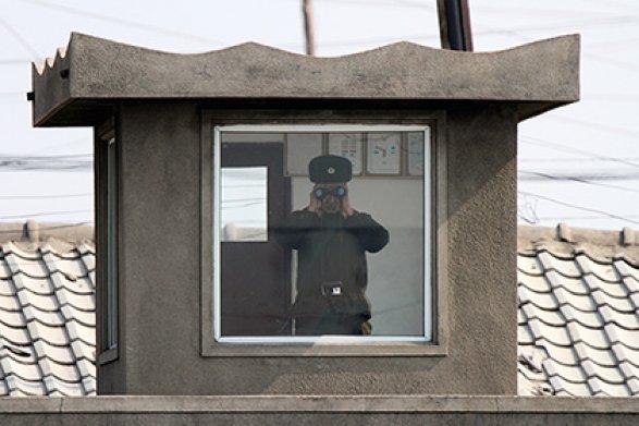 Ким Чен Ынпривел ядерные силы КНДР вбоевую готовность
