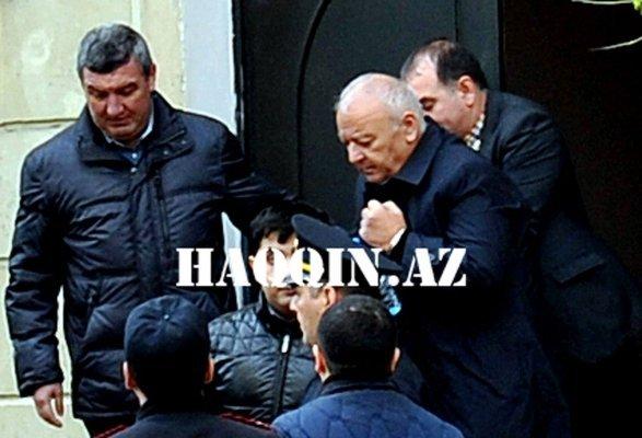 Эльдар Махмудов и Горик Акопян