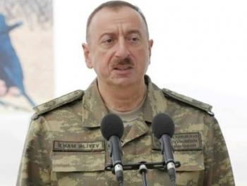 Ильхам Алиев о войне и мире в Карабахе