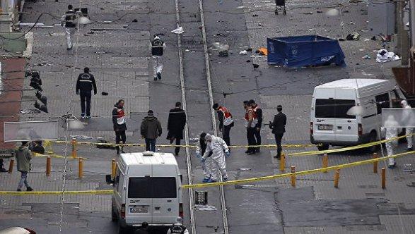 Наюго-востоке Турции прогремел сильный взрыв— большое количество раненых