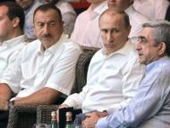 О чем будут говорить И.Алиев и С.Саргсян?