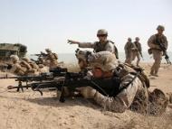 Американские морпехи высадились в Сирии