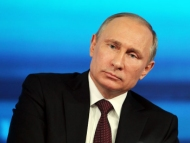 И Путин поздравил Ильхама Алиева