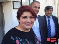 Хадиджа Исмаилова: «Я продолжу заниматься журналистикой»