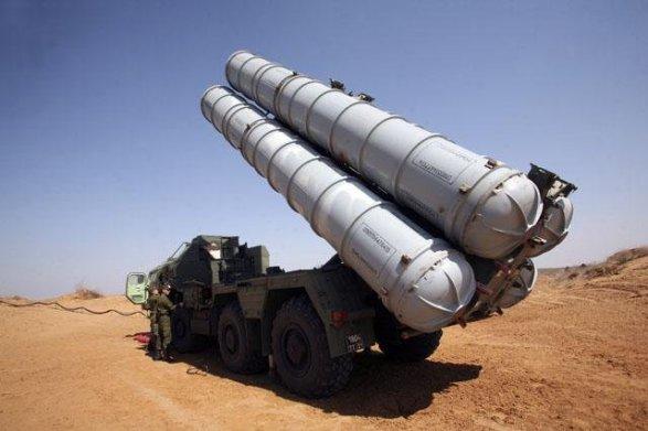 Поставки С-300 могут повернуться новыми санкциями против Российской Федерации