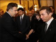 Иванишвили готовится к новому бою с Саакашвили