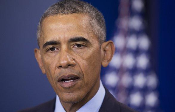 """Обама: """"Это был теракт"""""""