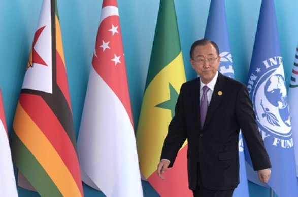 У генерального секретаря ООН отказались пересмотреть слова о РФ, «разозлившие» Украинское государство