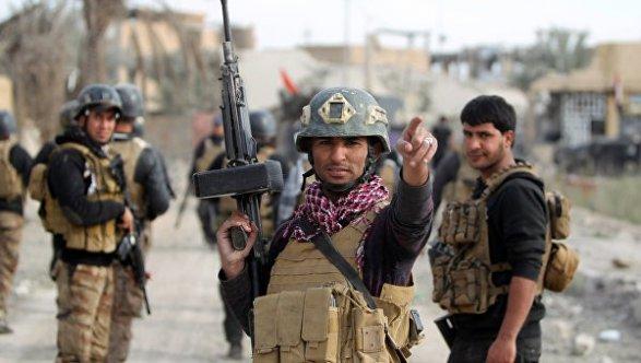 ВИраке военные отбили уисламистов сооружение администрации города Эль-Фаллуджа