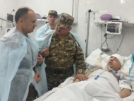 Армения отказалась платить за лечение своих раненых солдат