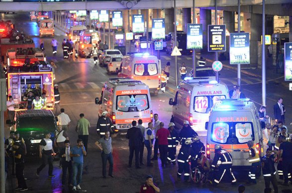 СМИ назвали имя подозреваемого в теракте в Стамбуле азербайджанца