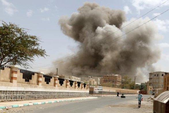 Мощный взрыв у Мечети Пророка в Медине