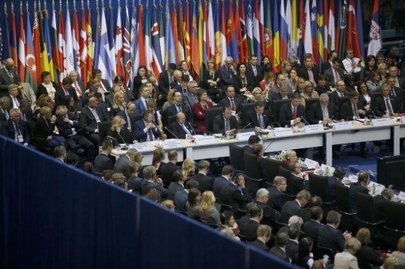 ПАОБСЕ приняла резолюцию о несоблюдении прав человека вКрыму