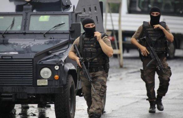 Шесть человек задержаны вТурции всвязи стерактом Стамбуле