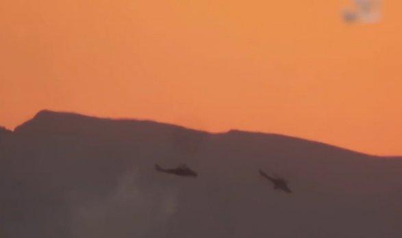 Всети появилось видео гибели российских летчиков-инструкторов вСирии