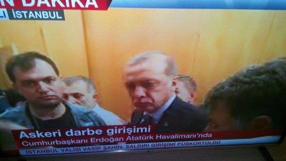 """Эрдоган: """"Меня хотели убить""""  VİDEO"""