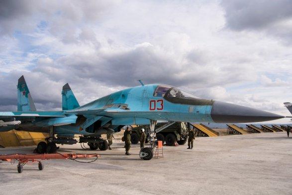 «Путинские соколы» разбомбили вСирию базу самериканцами ибританцами