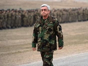 Серж Саргсян: Ждите войны с Азербайджаном