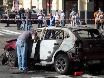 Убийство журналиста на фоне гибели страны